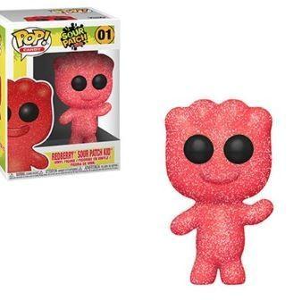 Redberry Sour Patch Kid Pop