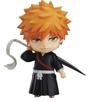 Bleach Ichigo Nenoriod Figure