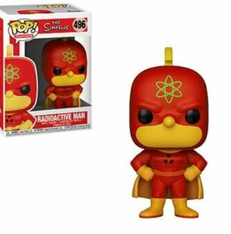 Radioactive Man Pop