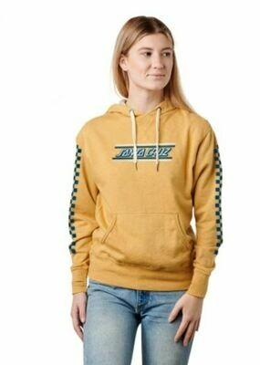 Check Strip Hue Sweatshirt