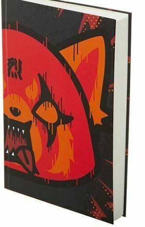 Aggretsuko Hardcover Journal