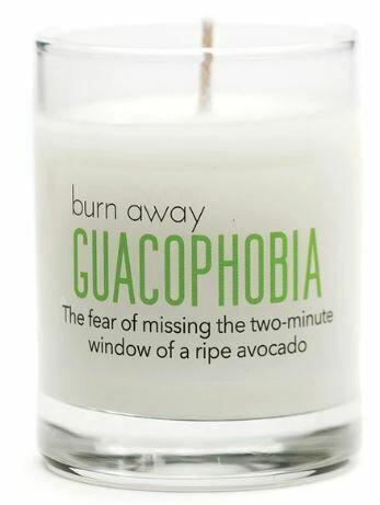 Guacophobia Candle