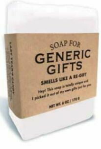 Generic Gifts Soap
