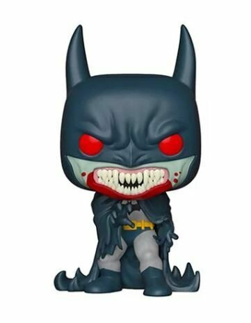 Red Rain Batman Pop