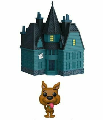 Scooby-Doo Haunted Mansion Pop