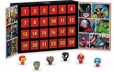 Marvel Pocket Pop Advent Calendar