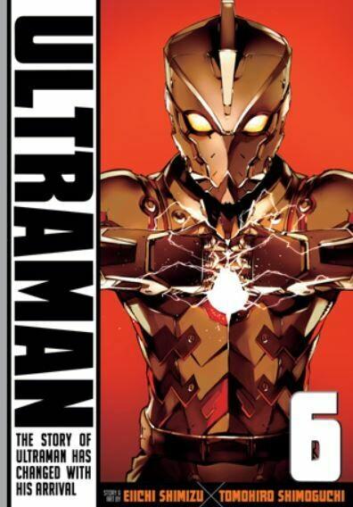 Ultraman Volume 6