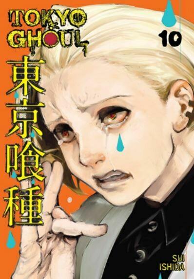 """Tokyo Ghoul Volume 10"""""""