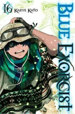 Blue Exorcist Volume 16