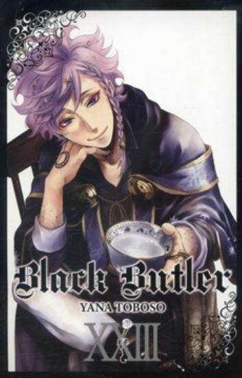Black Butler XXIII
