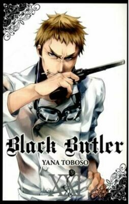 Black Butler XXI