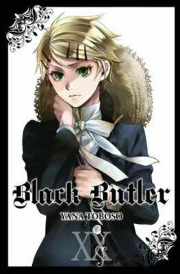 Black Butler XX
