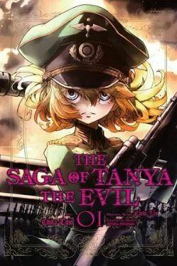The Saga Of Tanya The Evil Volume 1