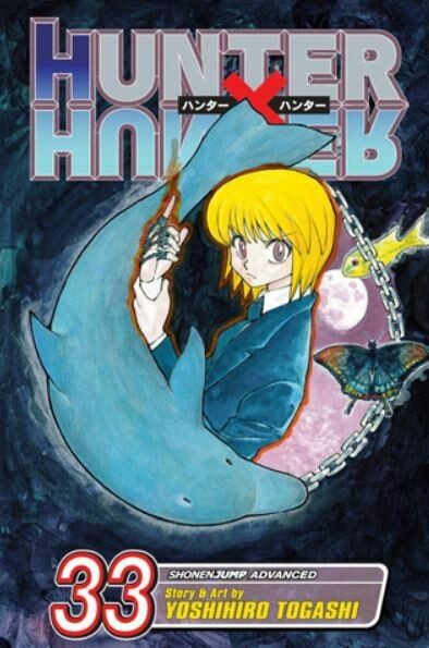 Hunter X Hunter Volume 33