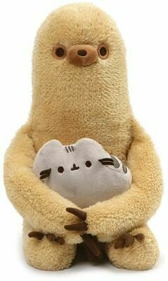 Pusheen With Sloth