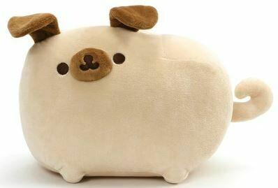 Pugsheen Plush Toy