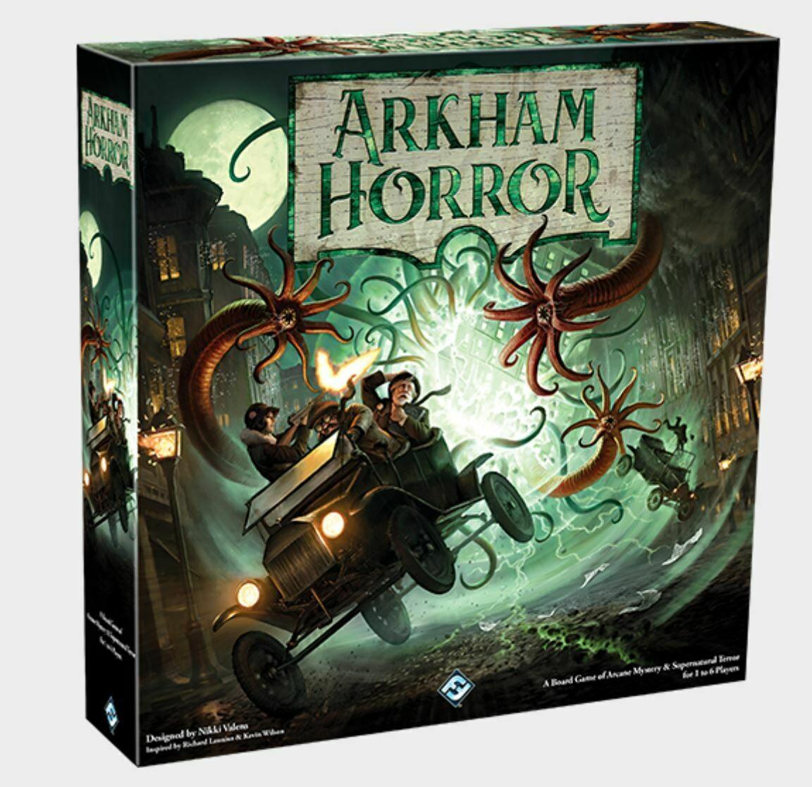 Arkham Horror Third Edition
