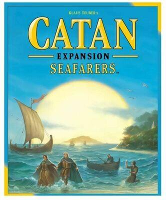 Catan Exp: Seafarers
