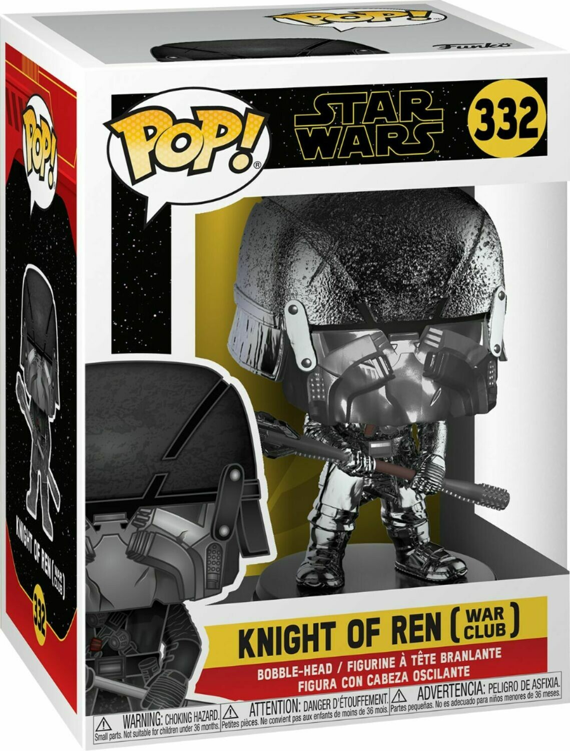Knight Of Ren War Club