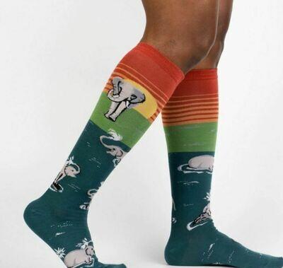 Make A Splash Socks