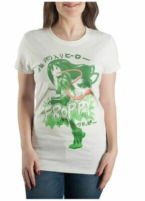 My Hero Academia Froppy Tee