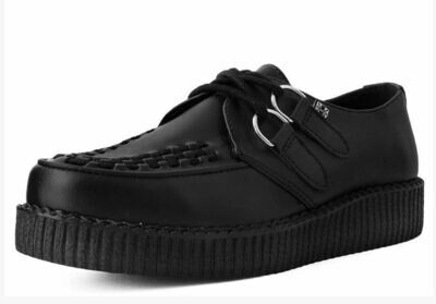 Black TUKskin Viva || Low Creeper