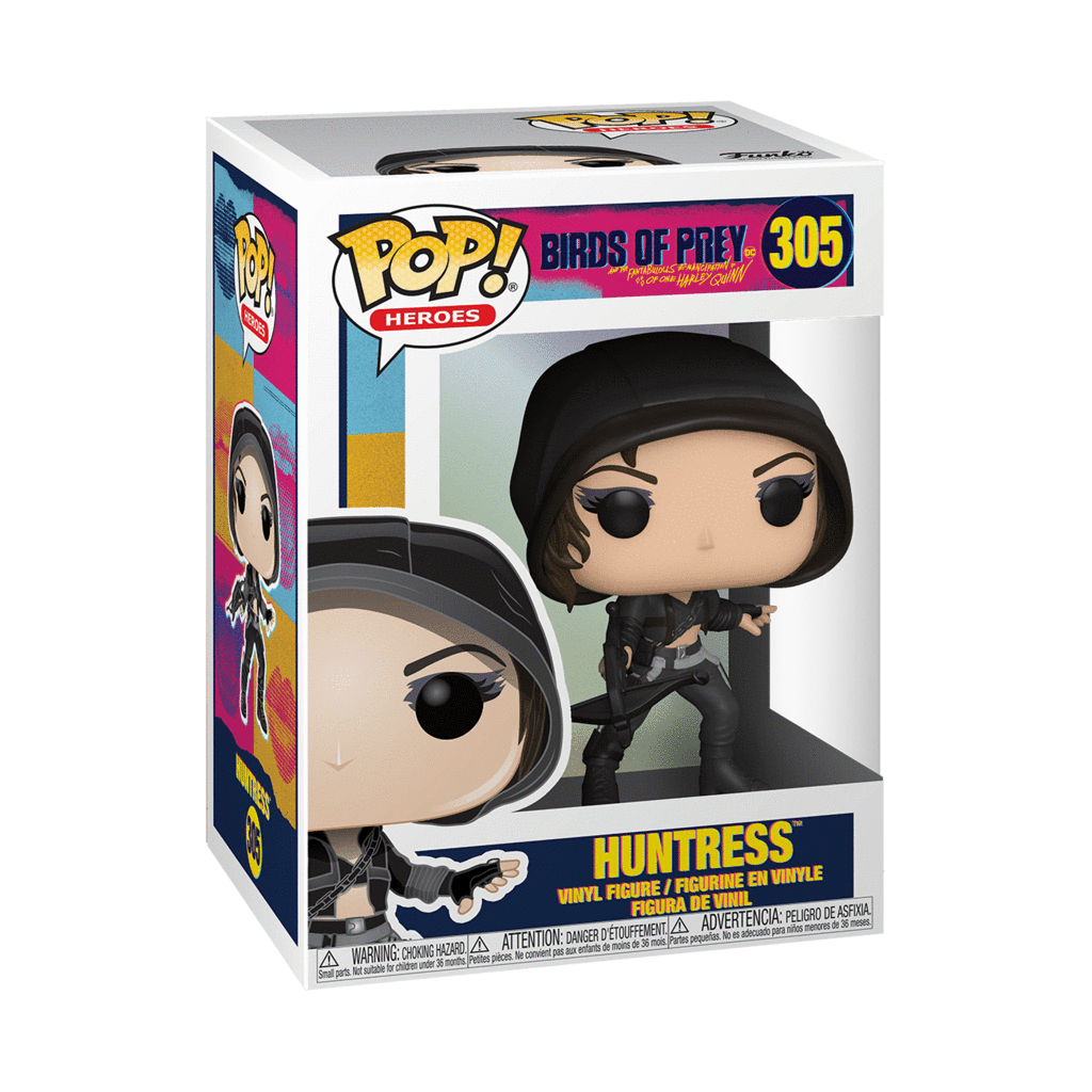 Huntress Pop! &  Card EE Excl.