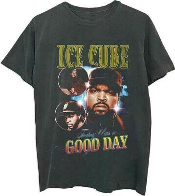 Ice Cube Good Day Black Tee