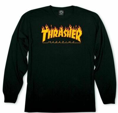 Thrasher Flames L/S