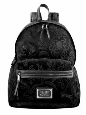 Aeons Velvet Backpack