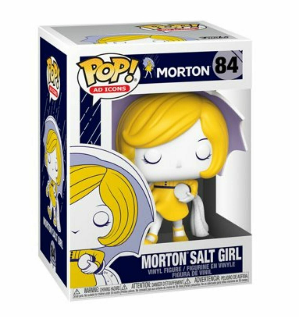Morton Salt Girl Pop!