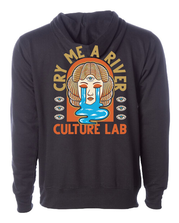 Cry Me A River Hoodie