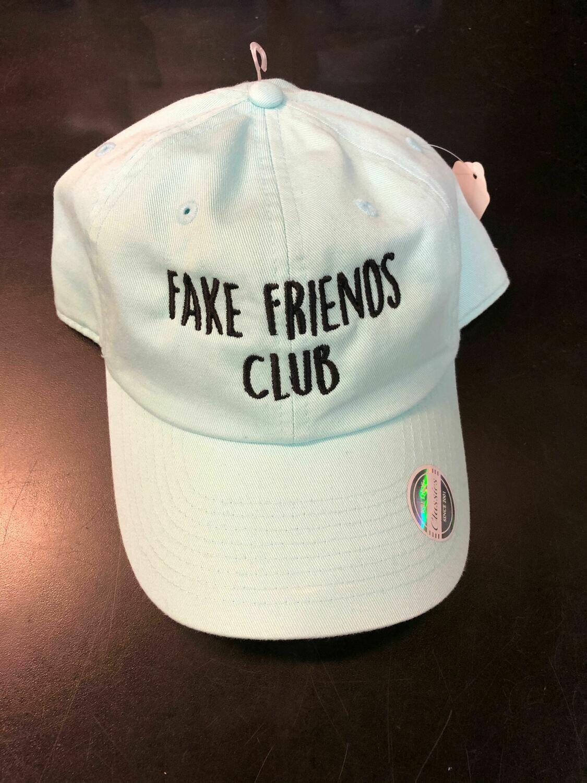 Fake Friends Club Dad Hat