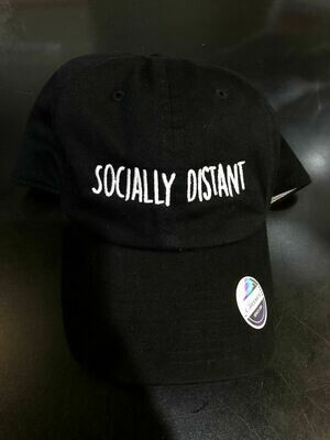Socially Distant Dad Hat