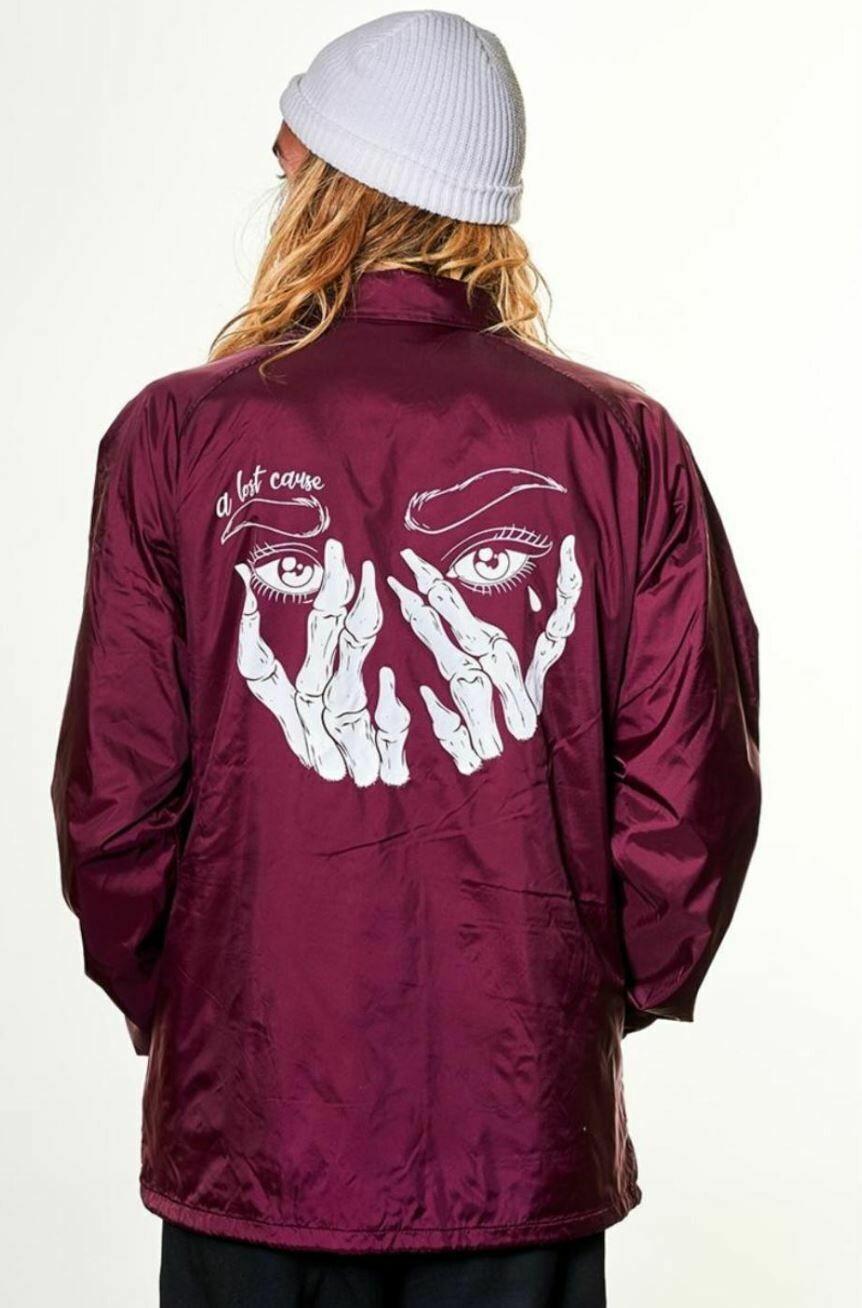 Inner Beauty Coaches Jacket