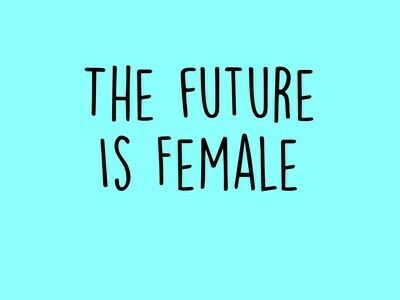 Future is Female Tee