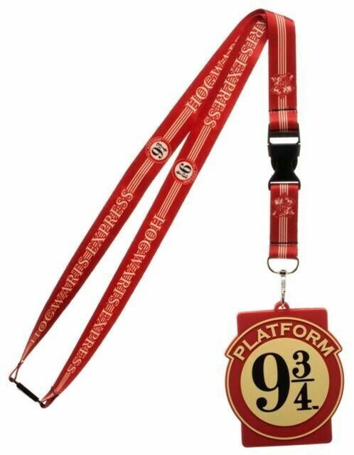 9 3\4 Harry Potter Lanyard