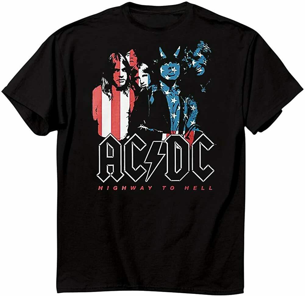 ACDC Flag Tee