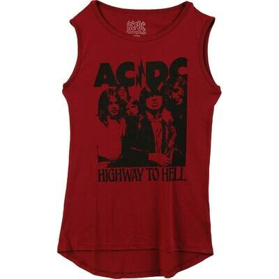Acdc Highway To Hell Tank