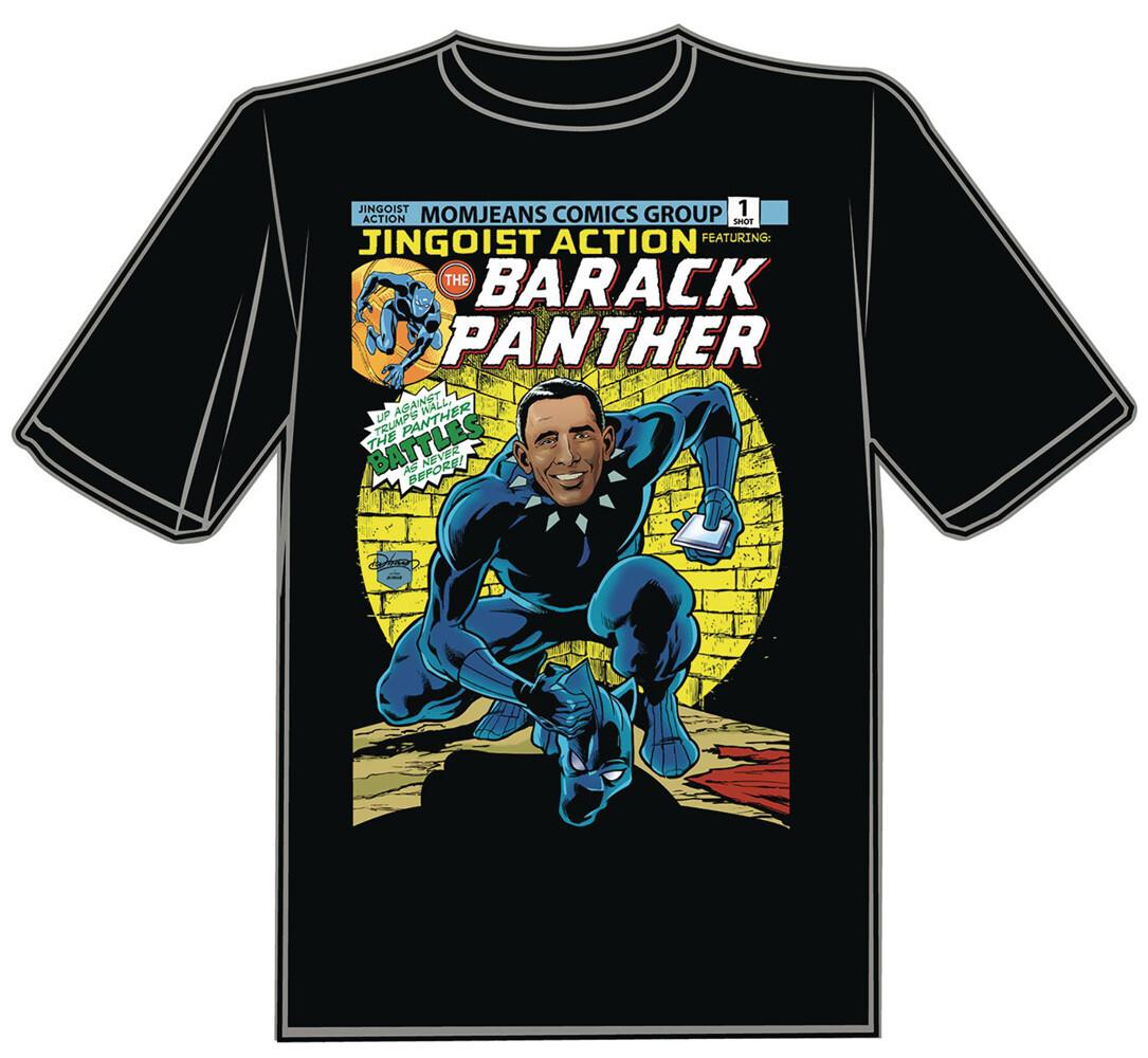 Barack Panther Tee