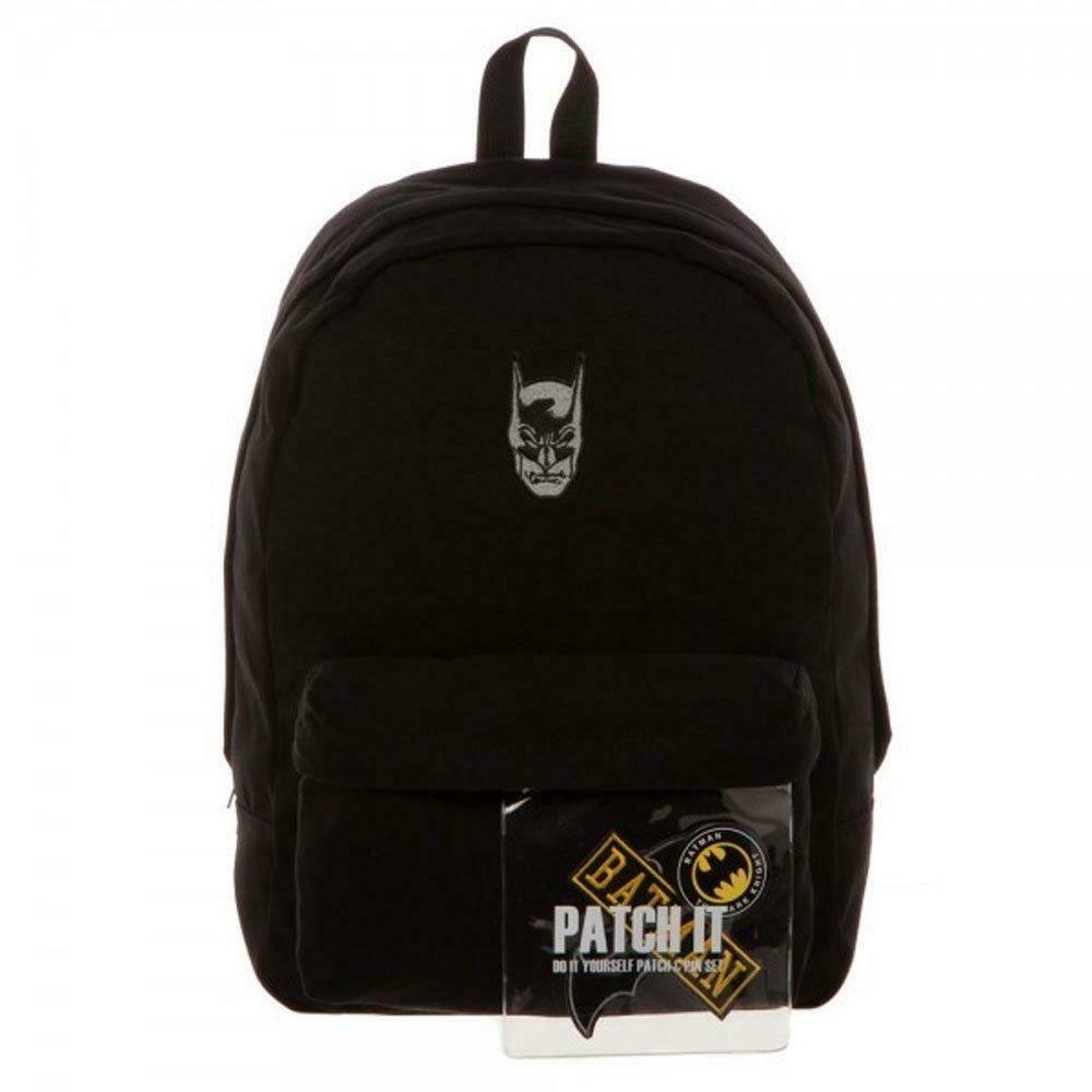 Batman Patch Backpack