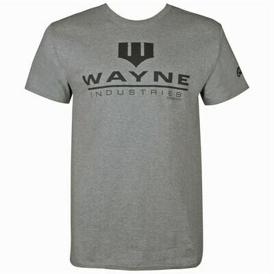 Batman Wayne Industries Logo Tee