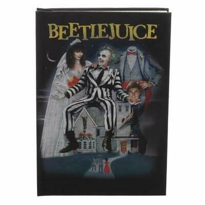 Beetlejuice Journal