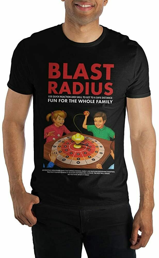 Blast Radius Tee