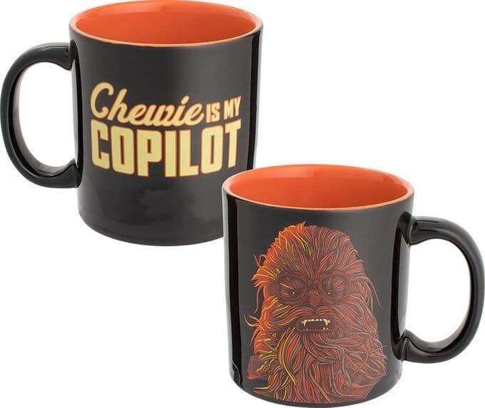 Chewbaca Mug