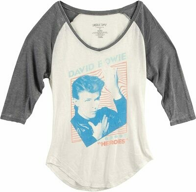 David Bowie Raglan