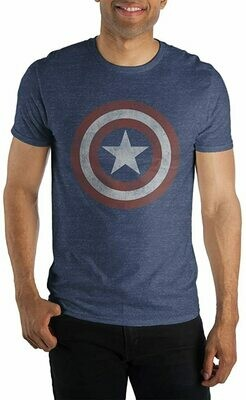 Captain America Shield Tee