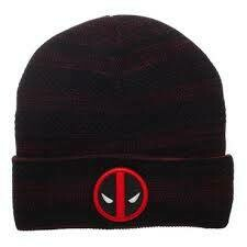 Deadpool Knit Beanie