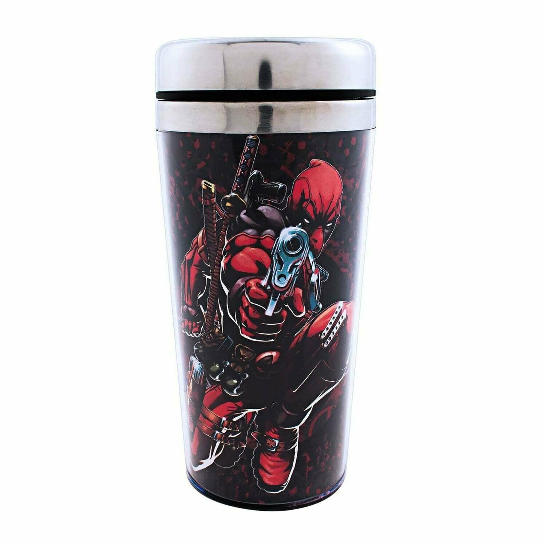 Deadpool Travel Mug