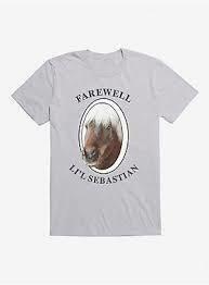 Farewell Lil Sebastian Tee